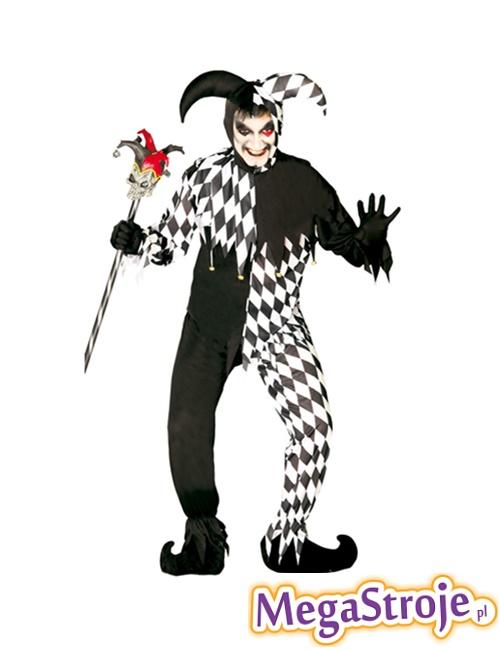 Kostium Czarny Joker