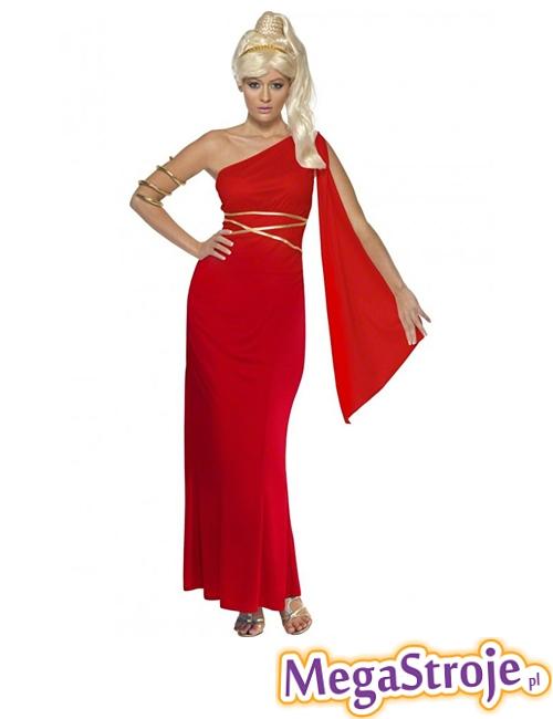 Kostium Afrodyta czerwona