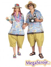 Kostium Amerykański Turysta