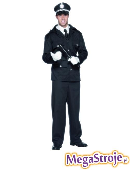 Kostium Angielski Policjant