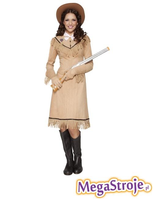 Kostium Annie Oakley