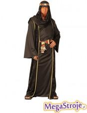 Kostium Araba czarny