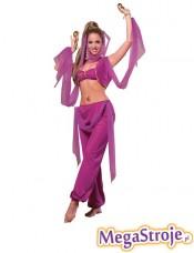 Kostium Arabska Tancerka fioletowa
