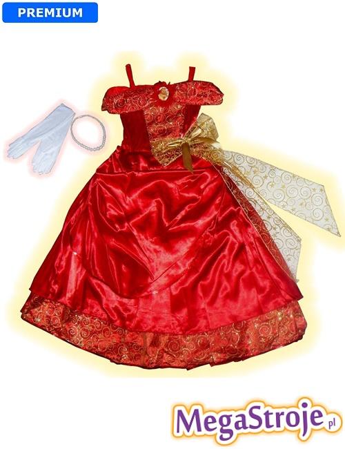 Kostium dziecięcy Barbie Opowieść Wigilijna