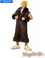 Kostium Barney Rubble deluxe