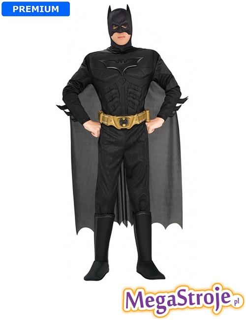 Kostium Batman deluxe - Mroczny Rycerz
