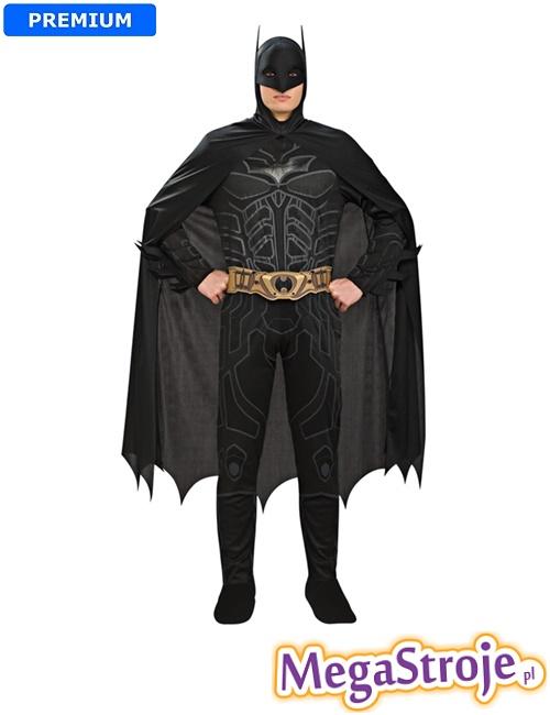 Kostium Batmana czarny