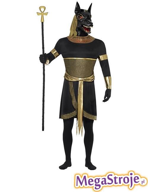 Kostium Bóg Anubis