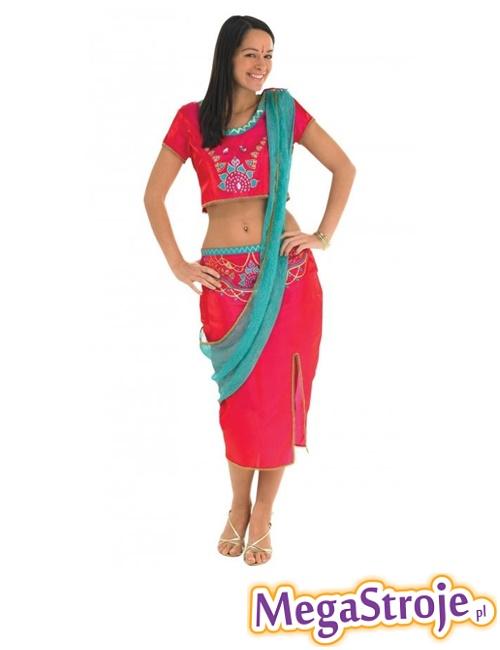 Kostium Bollywood damski