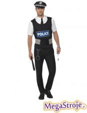 Kostium Brytyjski Policjant