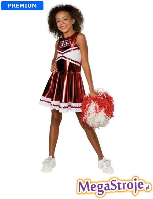 Kostium dziecięcy Cheerleaderka Disney