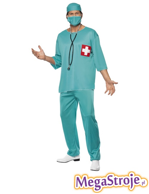 Kostium Chirurg