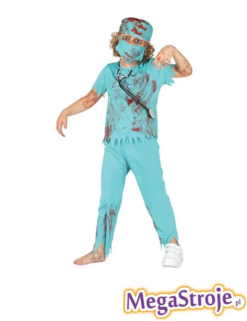 Kostium Chirurg Zombie