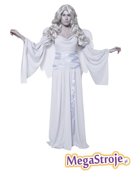 Kostium Cmentarny Anioł biały
