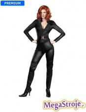 Kostium Czarna Wdowa - Avengers