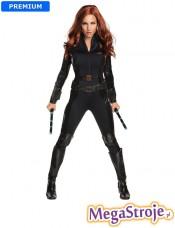 Kostium Czarna Wdowa lux - Avengers