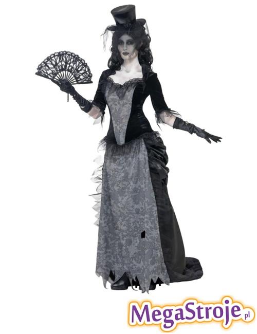 Kostium Czarna Wdowa
