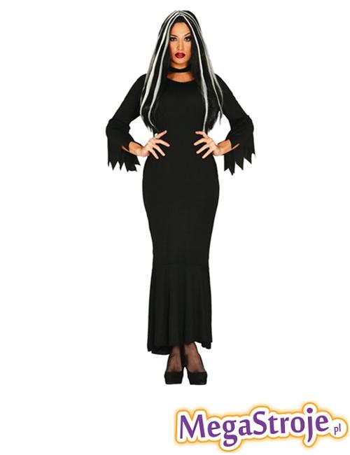 Kostium Czarna Wiedźma