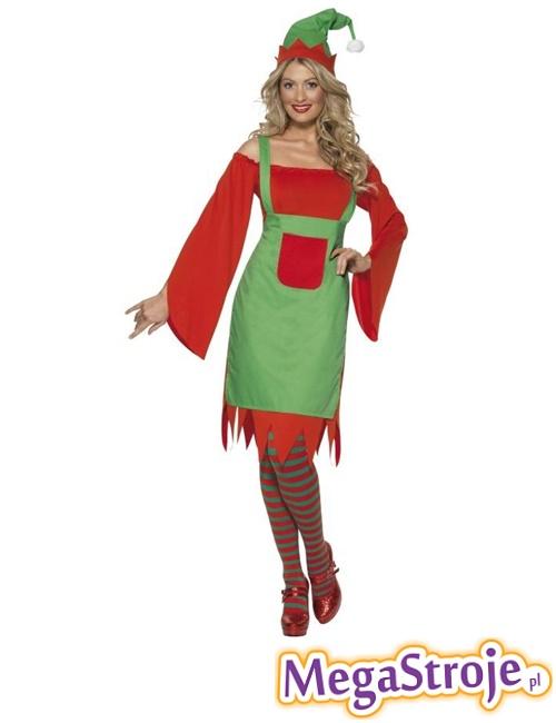Kostium damski Elf 2