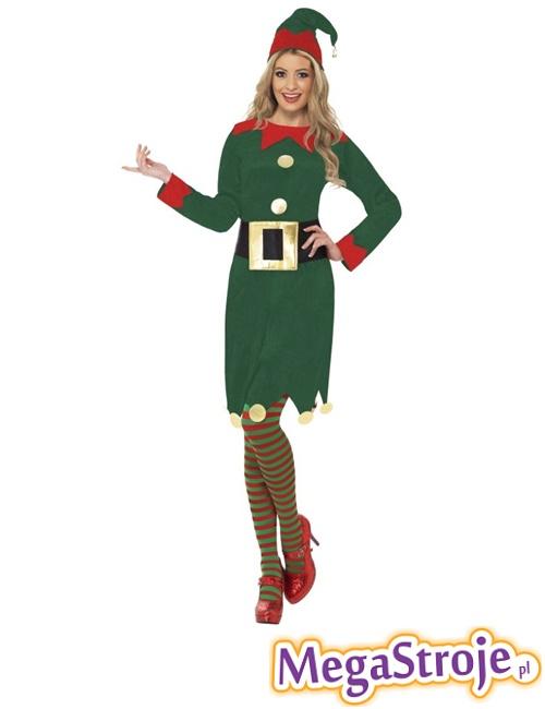 Kostium damski Elf 3