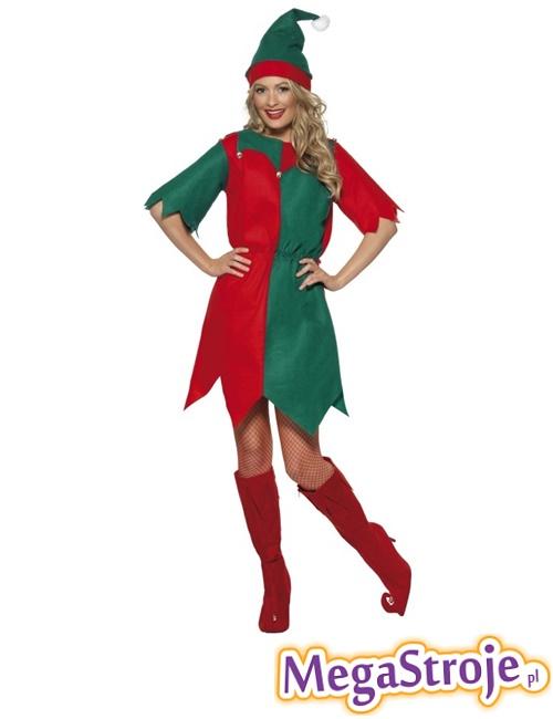 Kostium damski Elf 4