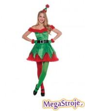 Kostium damski Elf 5