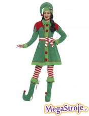 Kostium damski Elf deluxe