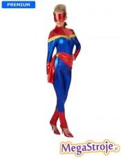 Kostium damski Kapitan Marvel