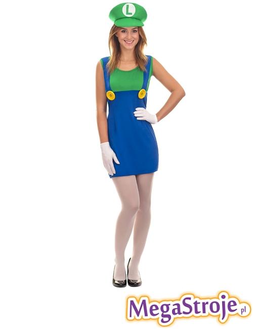 Kostium damski Luigi