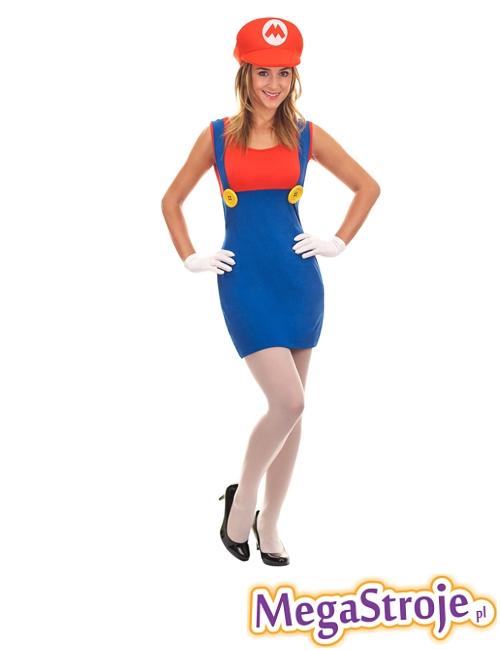 Kostium damski Mario