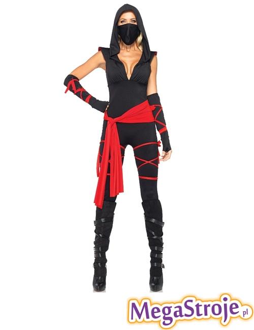 Kostium damski Ninja