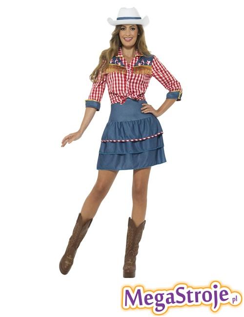 Kostium damski Rodeo