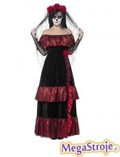 Kostium Demoniczna Panna Młoda