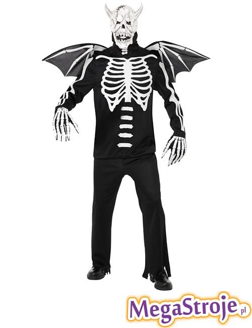 Kostium Demoniczny Szkieletor