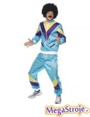 Kostium Dresiarz z lat 80