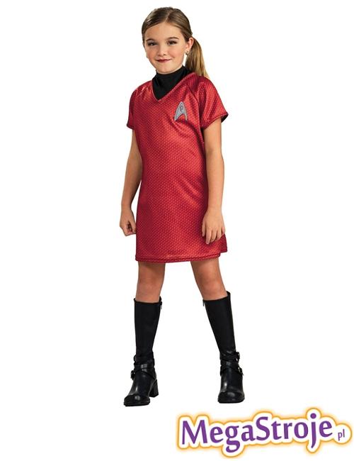 Kostium dziecięcy  Nyota Uhura - Star Trek