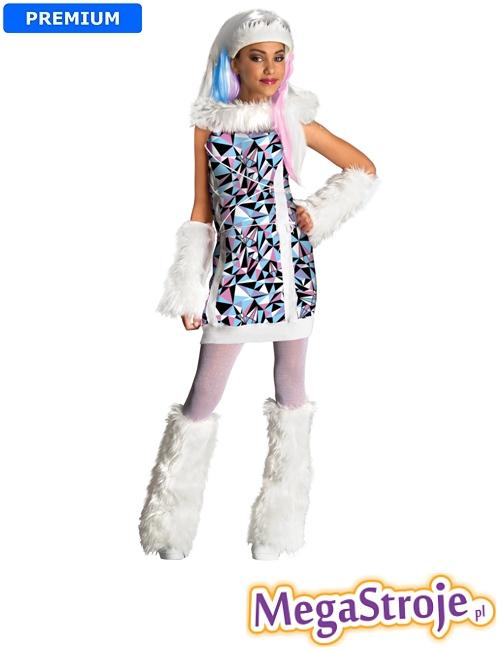 Kostium dziecięcy Abbey Bominable Monster High