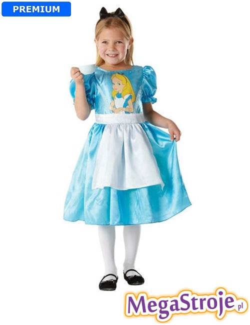 Kostium dziecięcy Alicja z Krainy Czarów
