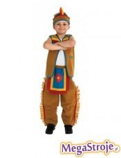 Kostium dziecięcy Amerykański indianin