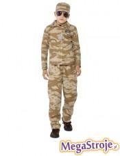 Kostium dziecięcy Amerykański Żołnierz