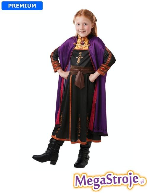 Kostium dziecięcy Anna - Kraina Lodu 2