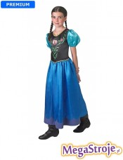 Kostium dziecięcy Anna - Kraina Lodu
