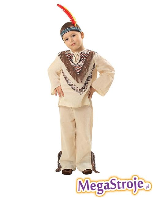 Kostium dziecięcy Apacz