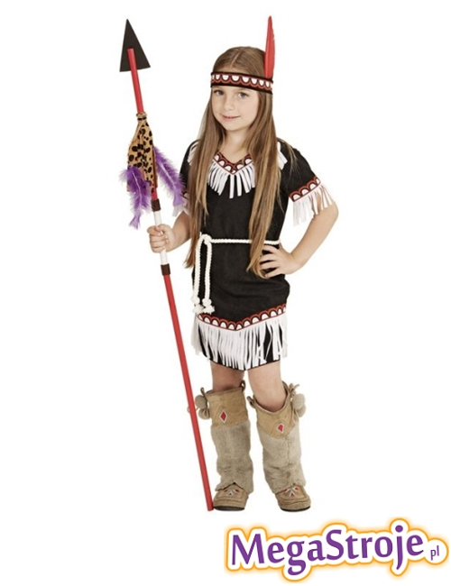 Kostium dziecięcy Apaczka