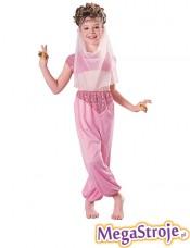 Kostium dziecięcy Arabska Tancerka