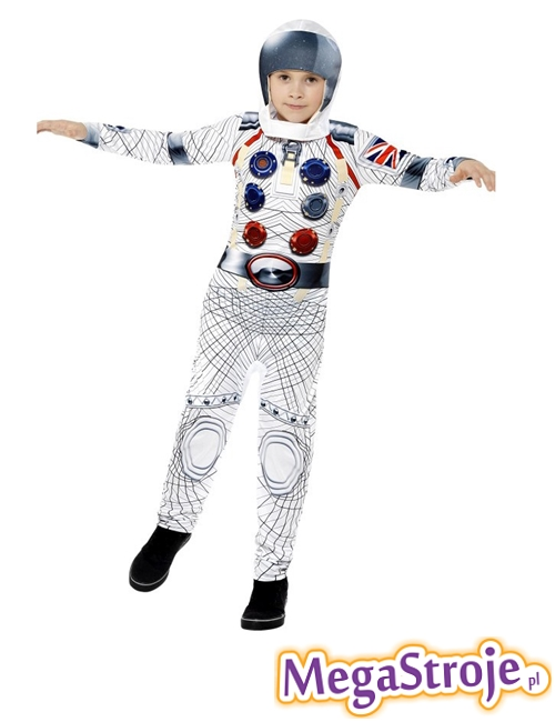 Kostium dziecięcy Astronauta