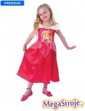 Kostium dziecięcy Aurora Śpiąca Królewna deluxe