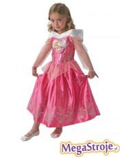 Kostium dziecięcy Aurora Śpiąca Królewna