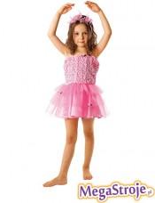 Kostium dziecięcy Baletnica różowa