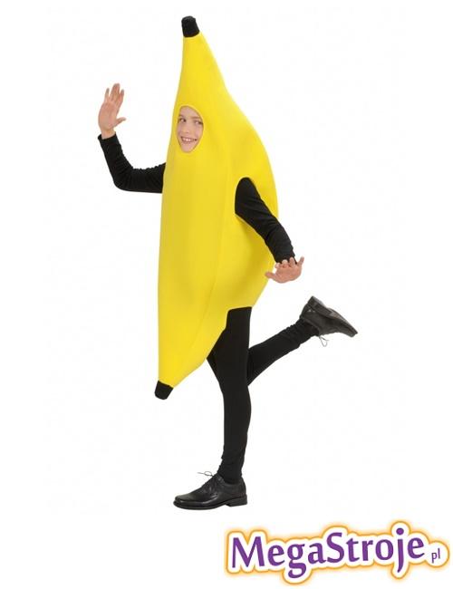 Kostium dziecięcy Banan